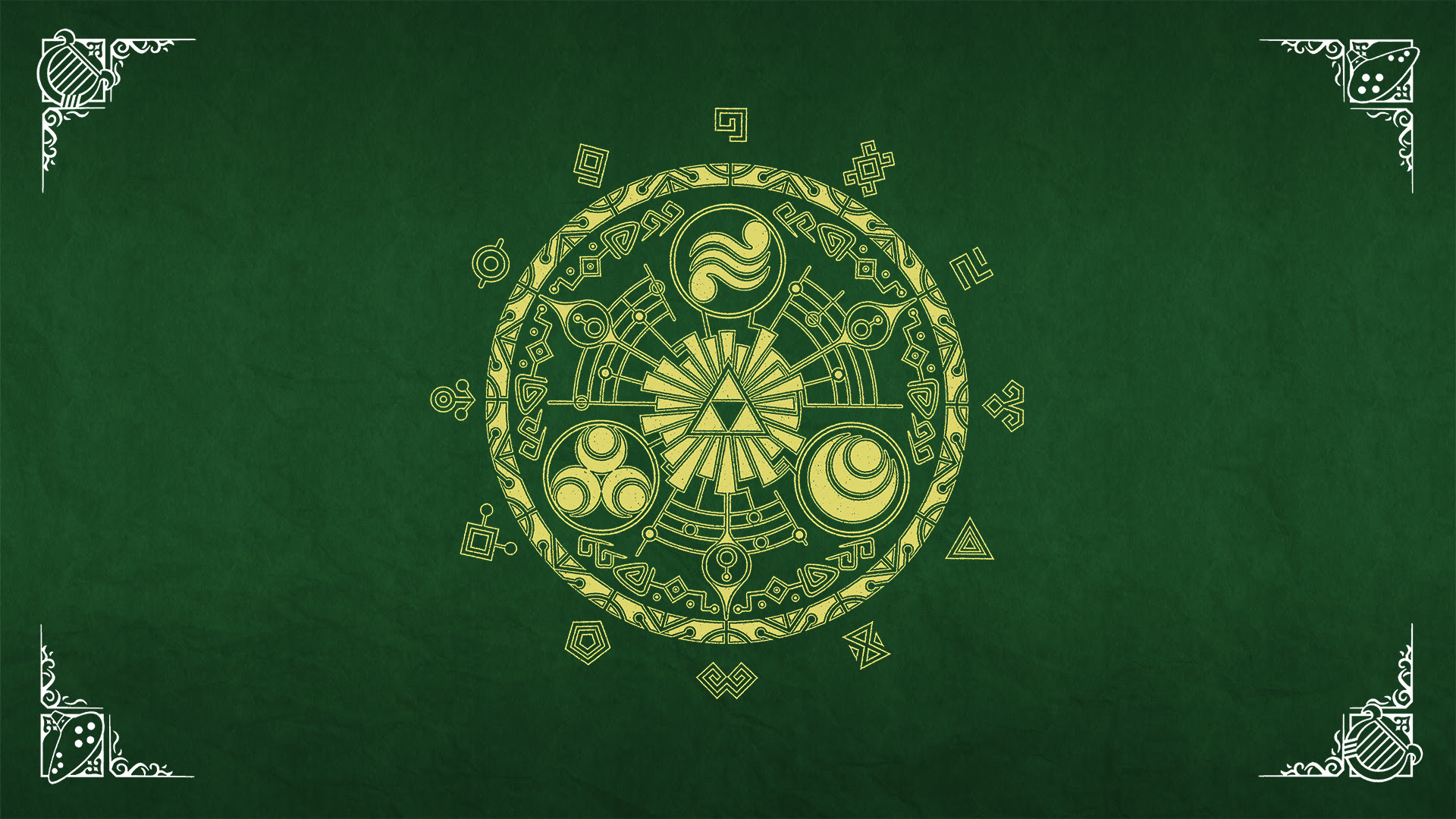 Legend Of Zelda Phone Wallpaper 1920x1080