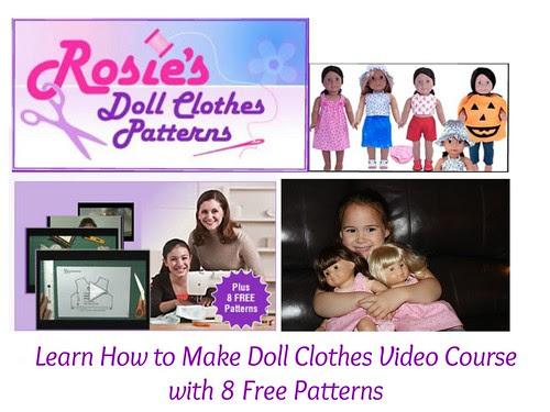 Rosie Doll Clothes
