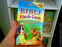 Bible Flash Cards