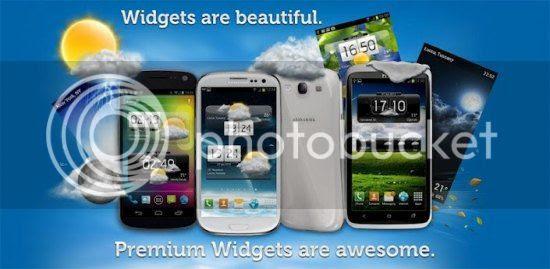 42b14535 Premium Widgets & Weather 1.1.9.6 (Android) APK