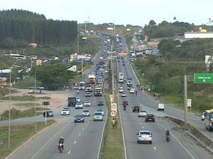 PRF intensifica fiscalização nas estradas de Sergipe (Foto: Reprodução/TV Sergipe)