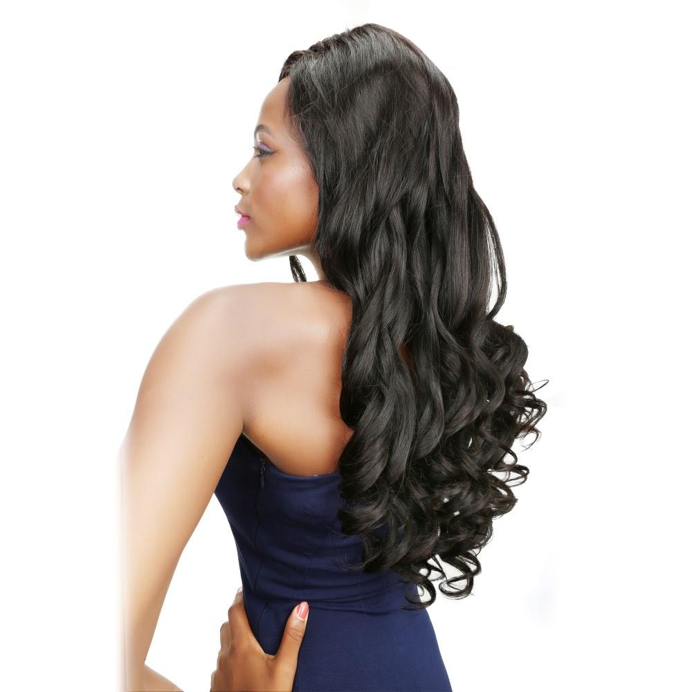 Brazilian Hair Styles Pictures Virgin Human Hair Weave Medium Length