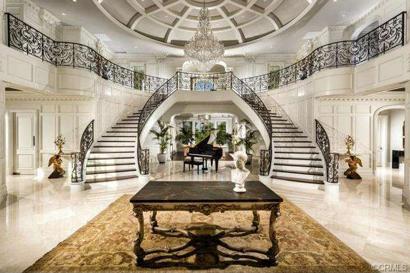 Luxury Stairs Gallery Amazing California Beauty