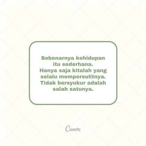 quote inspirasi kehidupan kata kata mutiara