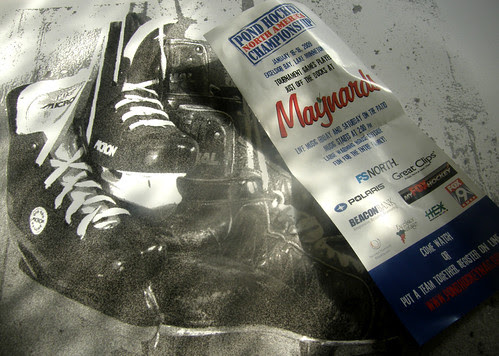 Maynard's and the pond hockey championship