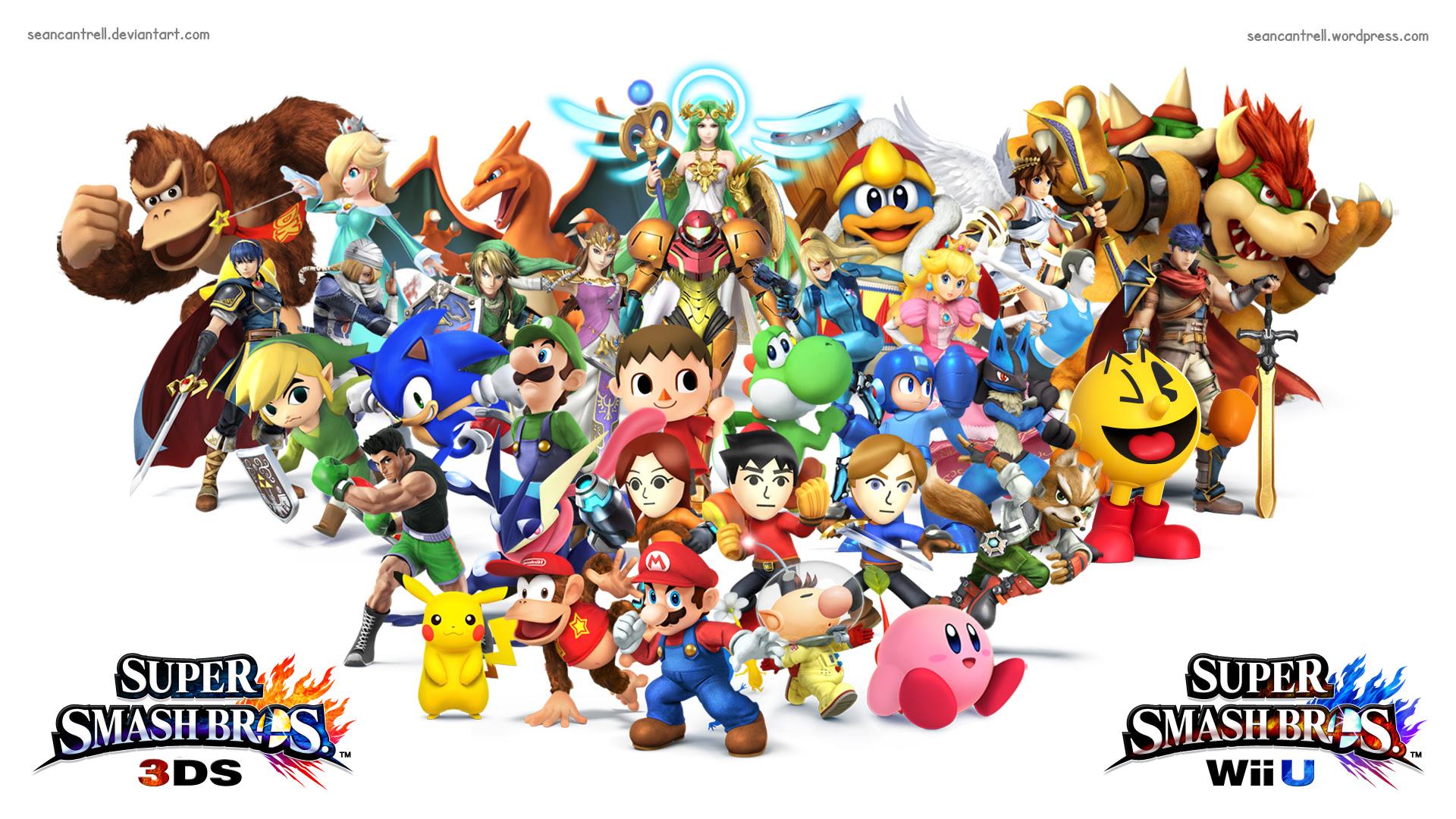 Super Smash Bros Wallpaper 1920x1080 79122