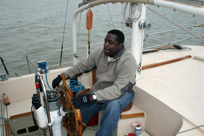 Rich at the Helm
