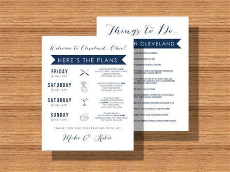 The 25  best Wedding weekend itinerary ideas on Pinterest