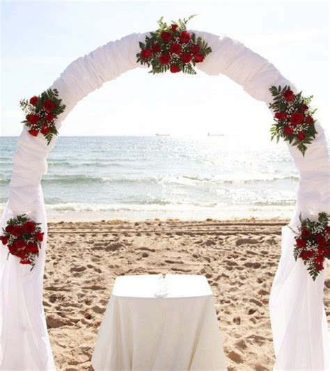 20 best images about 2014 Beach Wedding Arch on Pinterest