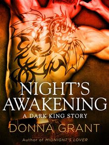 Night's Awakening By: Donna Grant