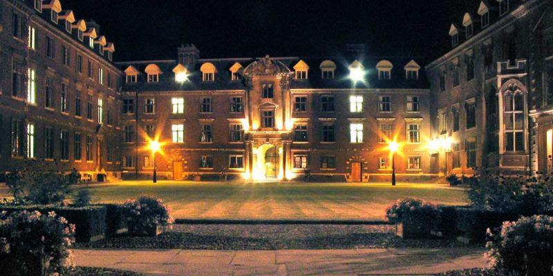 File:St Catharine's College, Cambridge (night).jpg