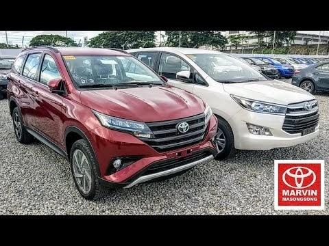 Video: 2018 Toyota RUSH 1.5G vs Toyota Innova 2.8G Dsl (Philippines) - Side by side Walk around
