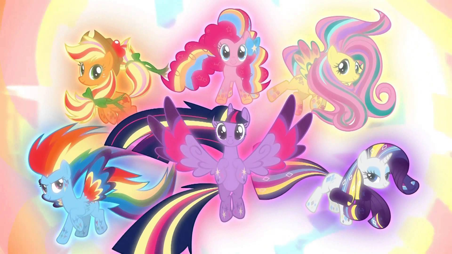 My Little Pony Wallpaper 1920x1080 44470