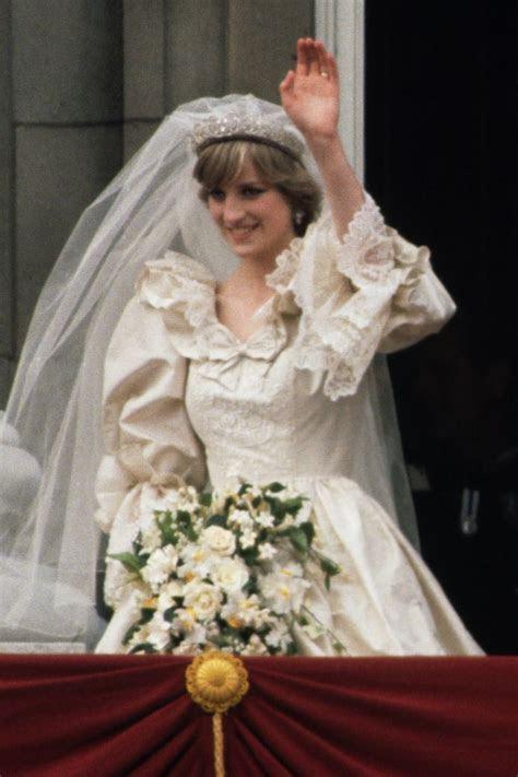 Princess Diana's Wedding Dress   Every Detail of Princess