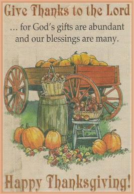 Thanksgiving Christian Prayer Clipart