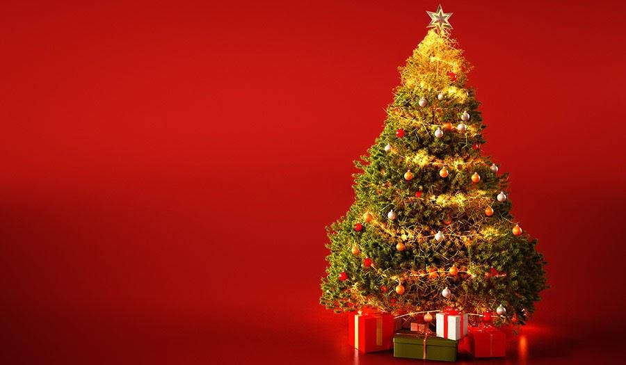 Nimrod Christmas Tree - Merry Christmas The Birth Of The