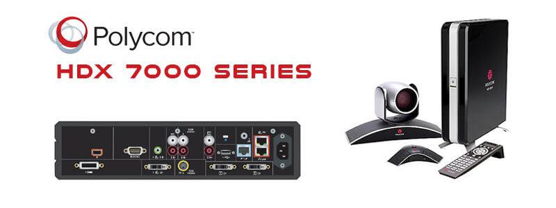 Polycom HDX 7000 Series Dubai