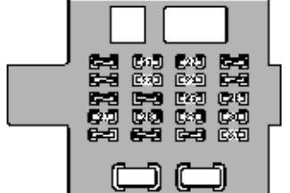 Lexus Gs400 1998 2000 Fuse Box Diagram Auto Genius