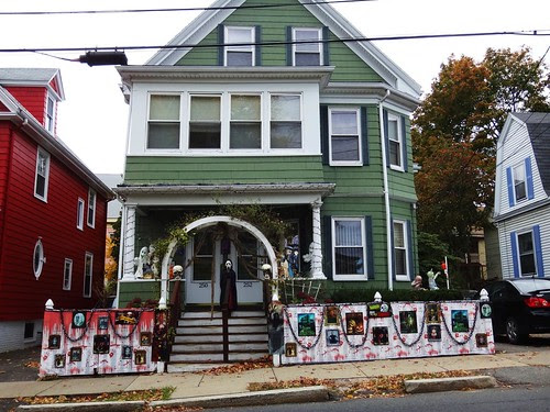 Decorated house 1
