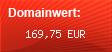 Domainbewertung - Domain die-ersten-30-tage.de bei domainbewertung.de.com