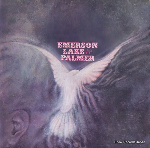 EMERSON LAKE AND PALMER s/t