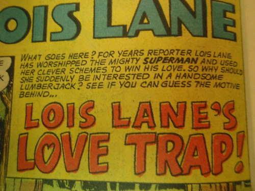"""Superman's Girlfriend Lois Lane"" #52 001"