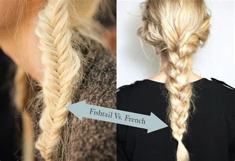 Fishtail Braids Or French Plaits You Decide!