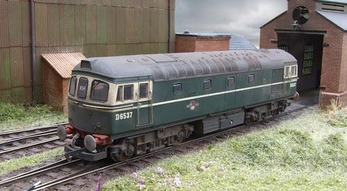 Class 33 loco