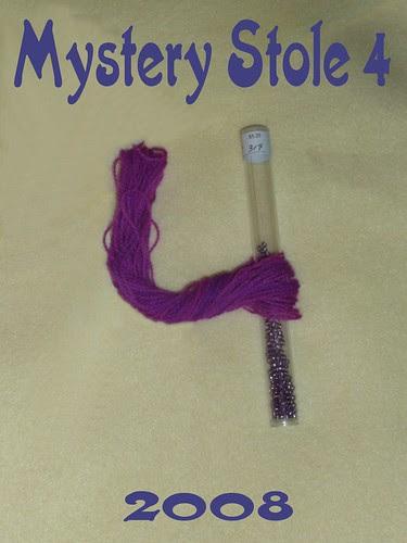 Mystery Stole 4 2008