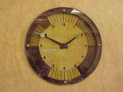 Clock, Dining Room, Eltham Palace