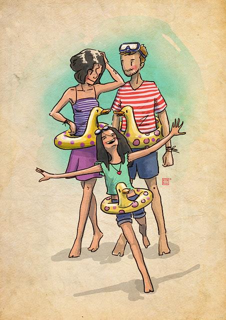 bodrum trio