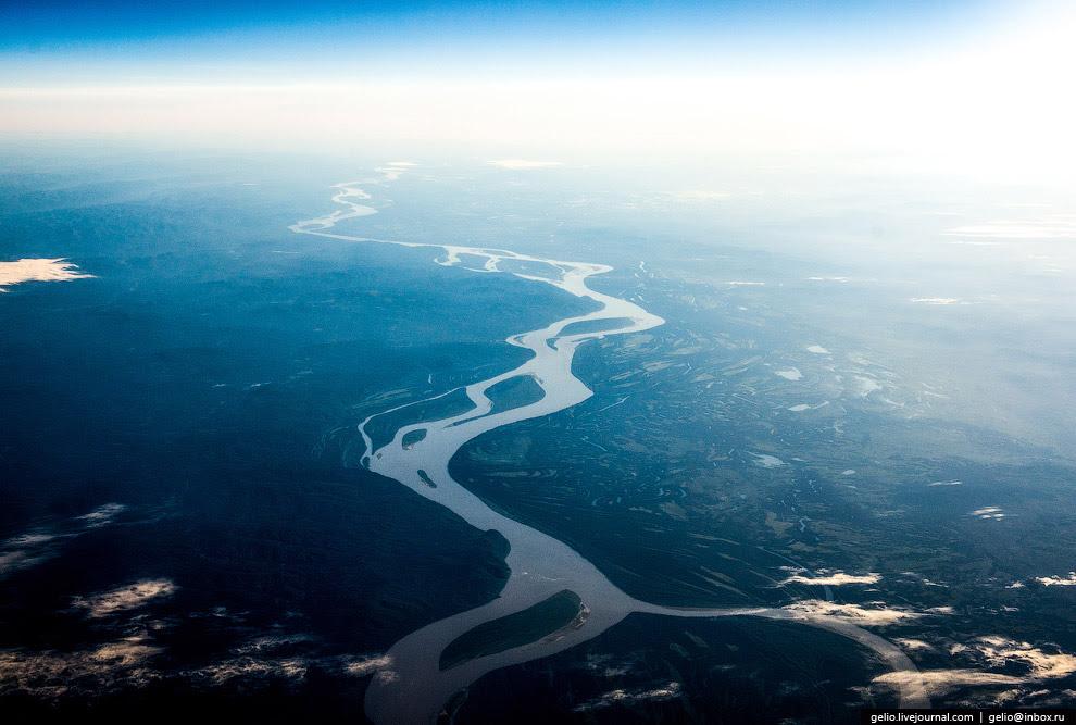 Юкон. Река на северо-западе Канады и в США (штат Аляска), впадает в Берингово море