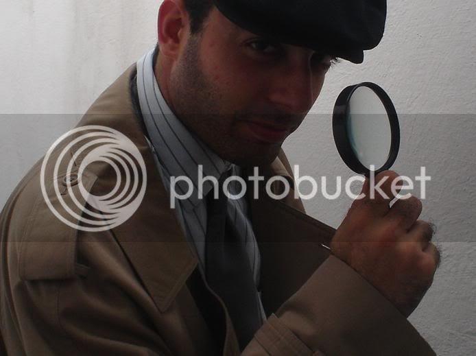 Coveiro Investigando
