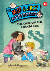The Case of the Locked Box cover