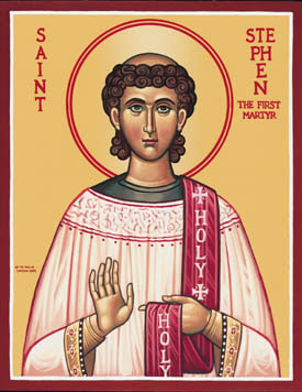 ST. STEPHEN, The Martyr
