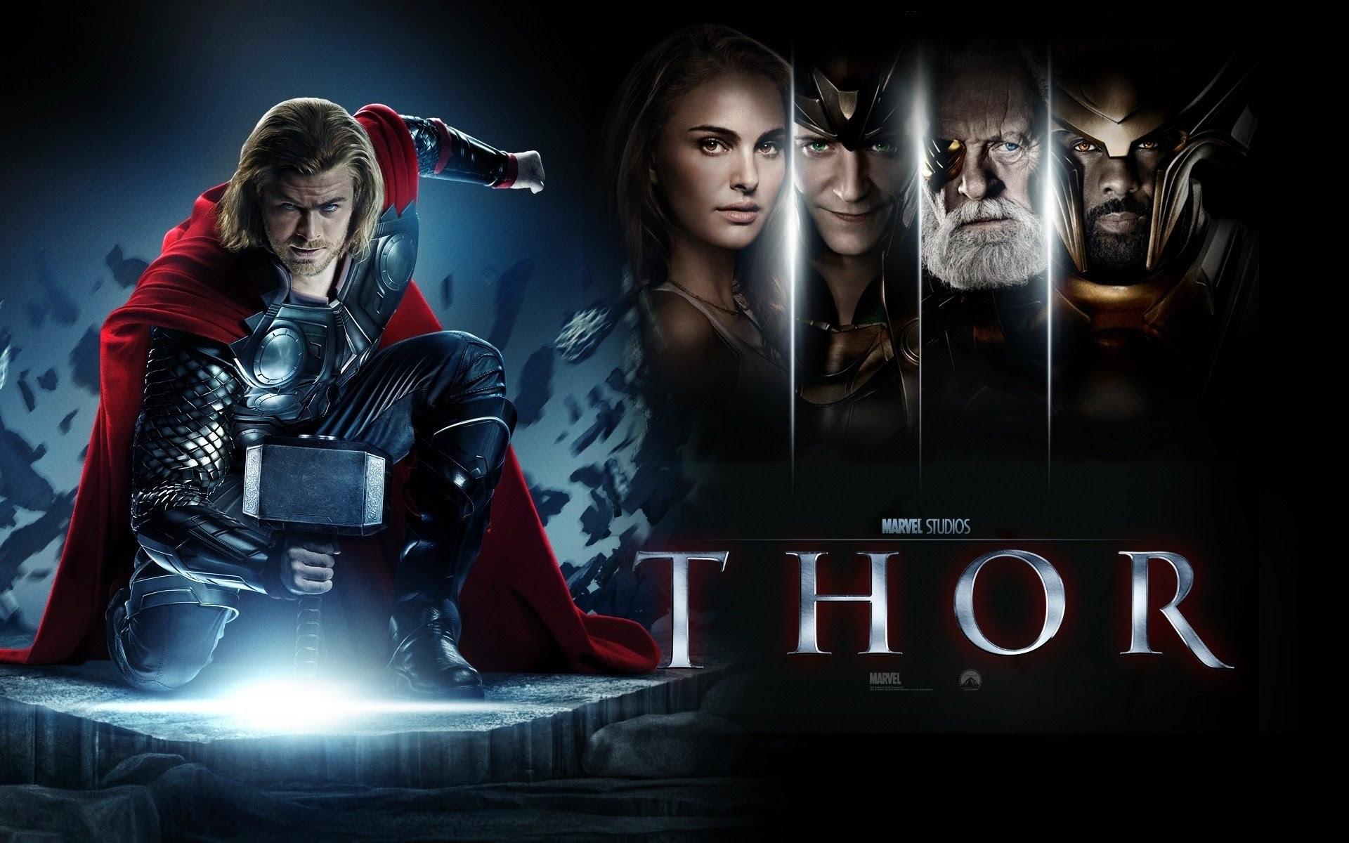 Thor Ragnarok Thunder Hd Wallpaper