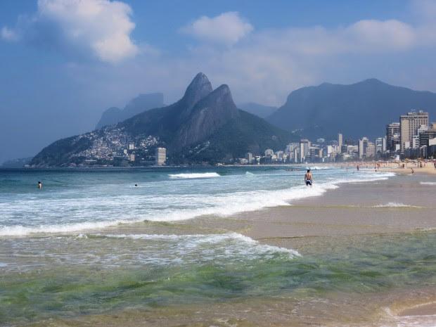 Ipanema Beach, Rio De Janeiro, Brazil 1 South American Beaches