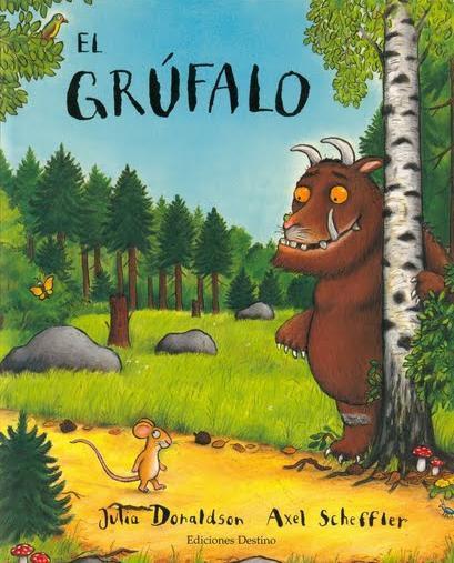 Resultado de imagen para El grúfalo