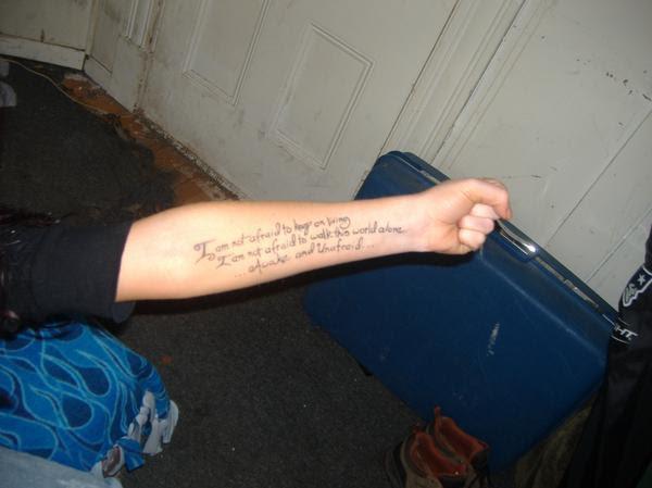Letras De Canciones Tatuadas Frikinet