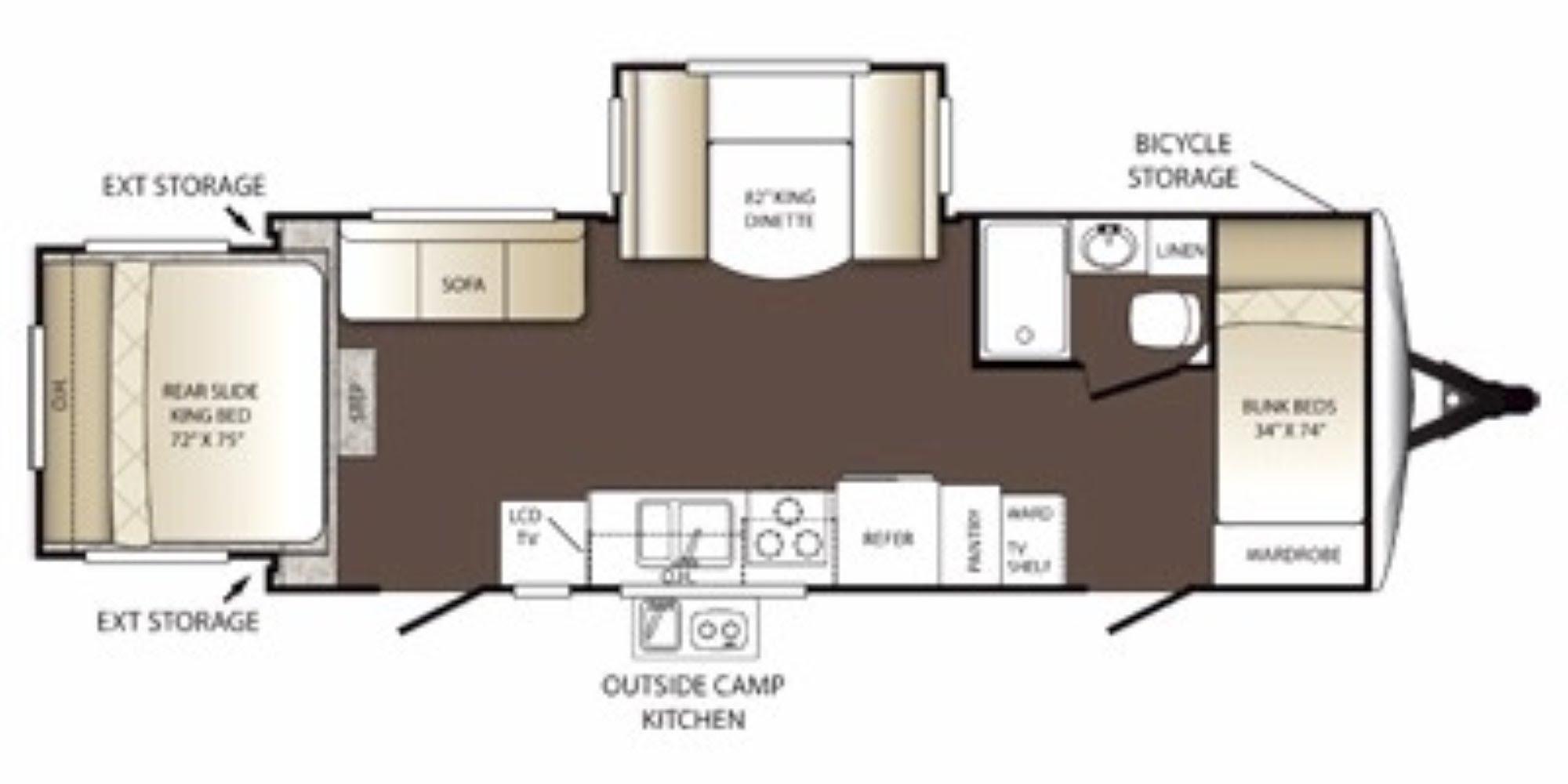 Keystone Travel Trailer Wiring Diagram