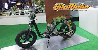 36+ Gesits Sepeda Motor Listrik Images