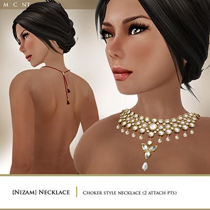 Zaara Nizam necklace short copy