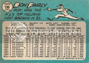 #196 Ron Fairly (back) photo fairlyb_zps54ae5315.jpg