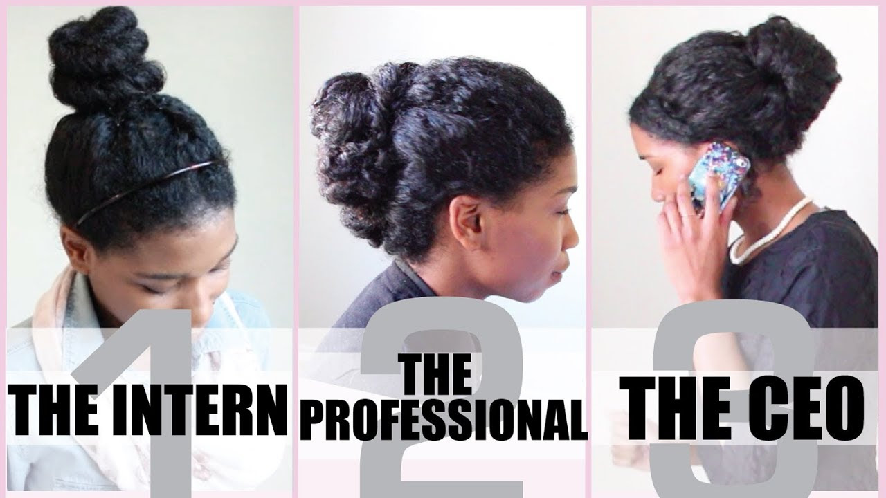 Black Hairstyles That Require No Heat Trendy Hairstyles