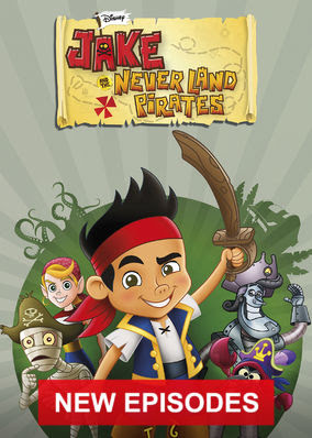 Jake and the Never Land Pirates - Season 4