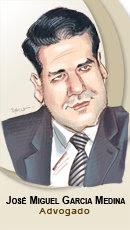 Caricatura José Miguel Garcia Medina - 13/02/2012 [Spacca]