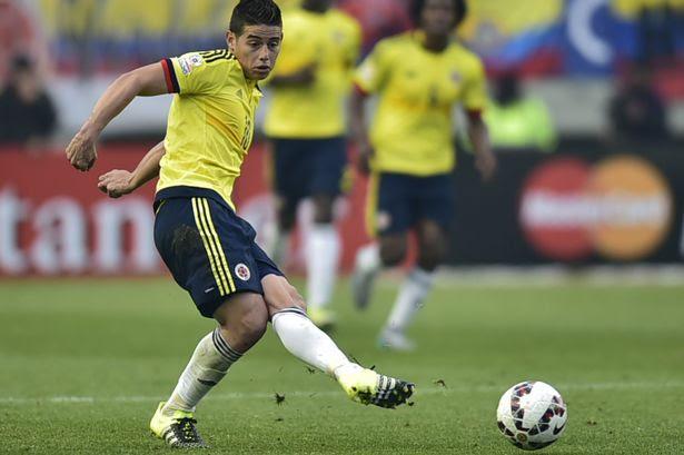 Colombia-v-Peru