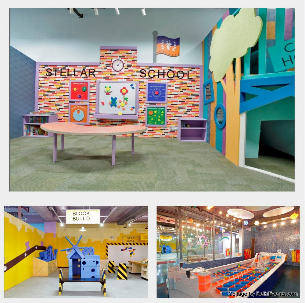 Stellar Childrens Museum Ambience Mall Gurgaon