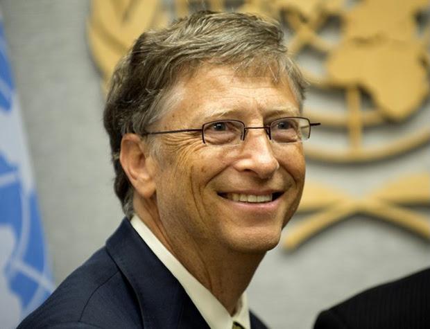 Bill Gates (Foto: Reprodução/Forbes)