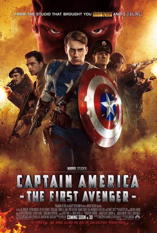 Resultado de imagen para capitan america poster